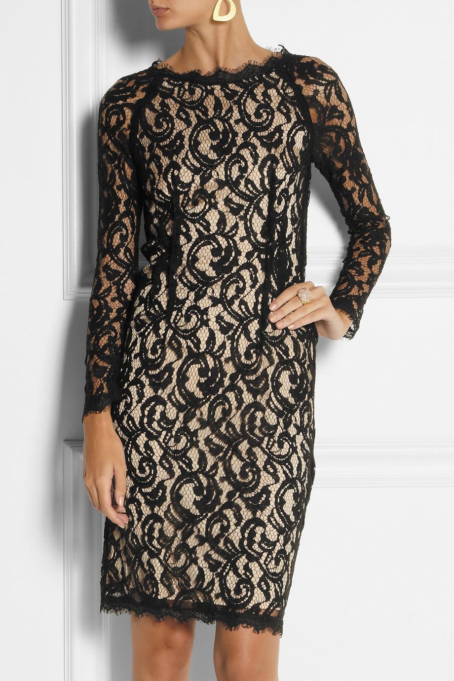 Day Birger Et Mikkelsen Lace Dress In Black Lyst