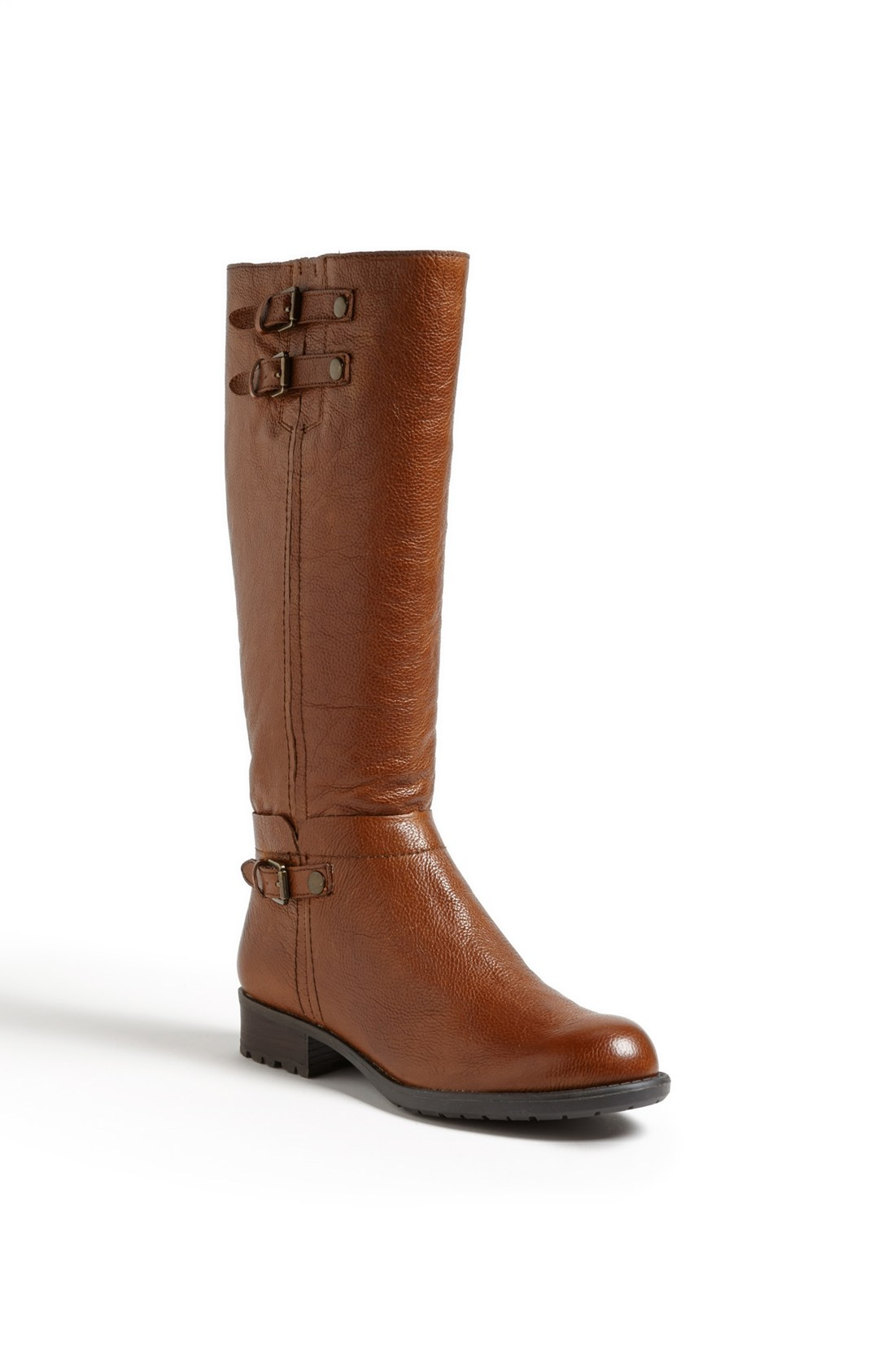 franco sarto pacer boot in brown lyst