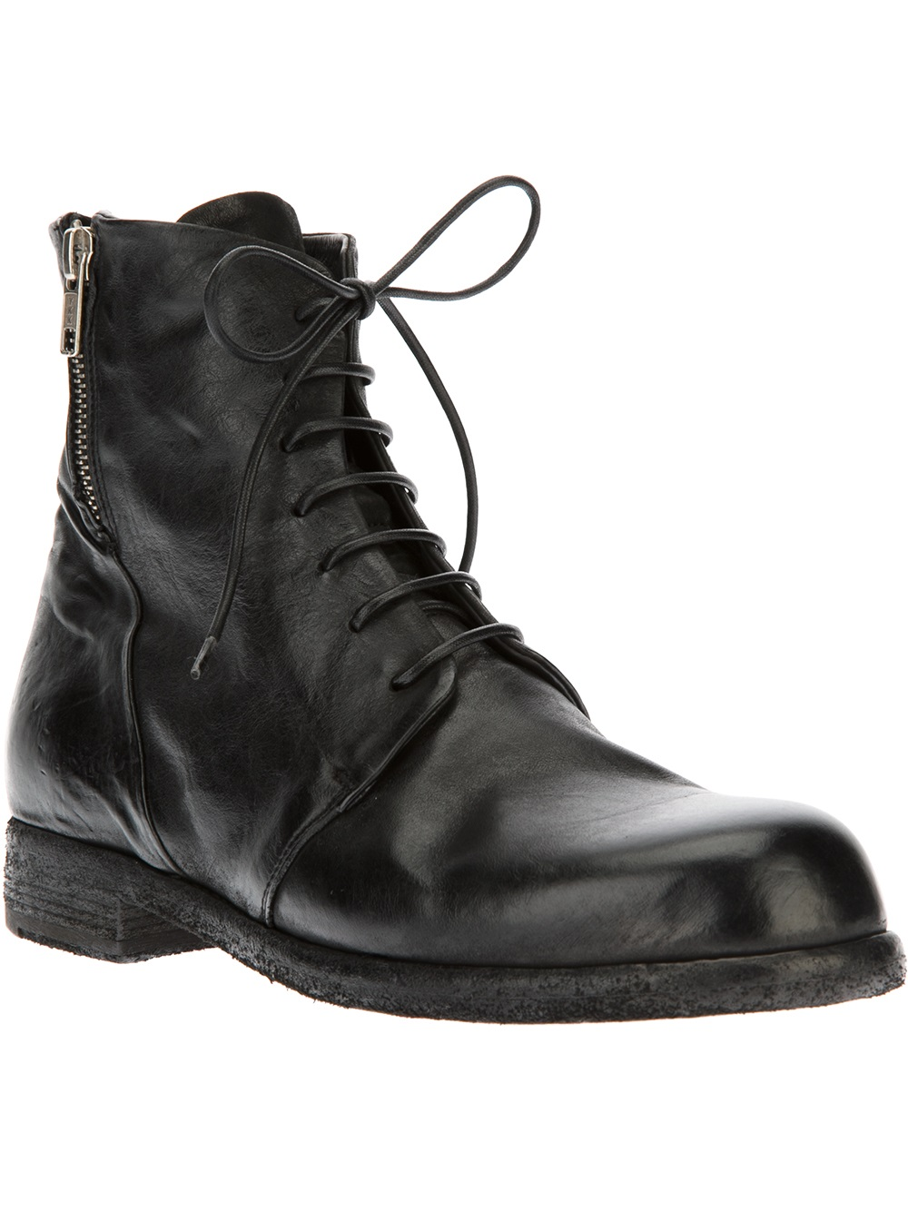 Lyst Officine Creative Officine Creative Laceup Ankle