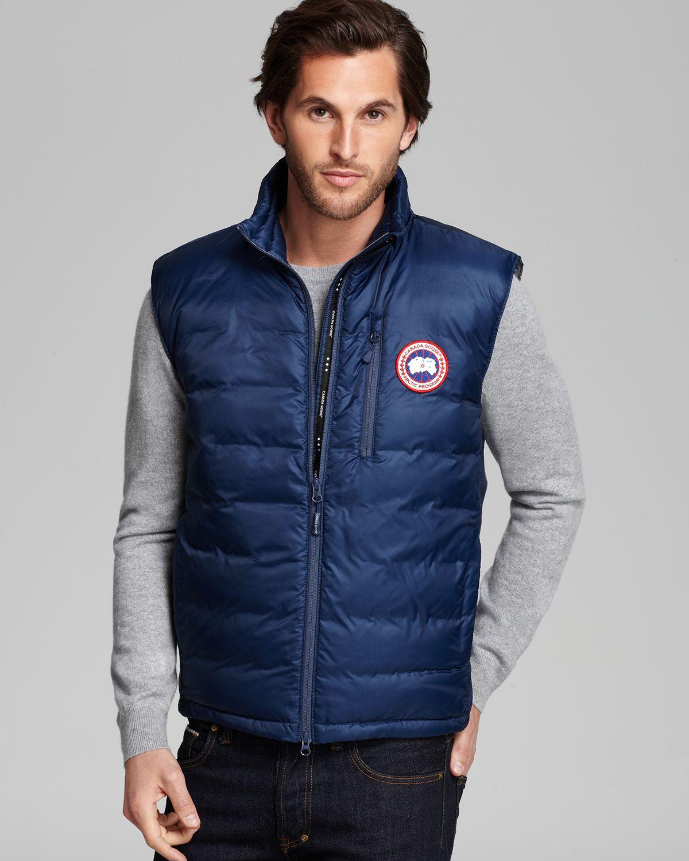canada goose down vests