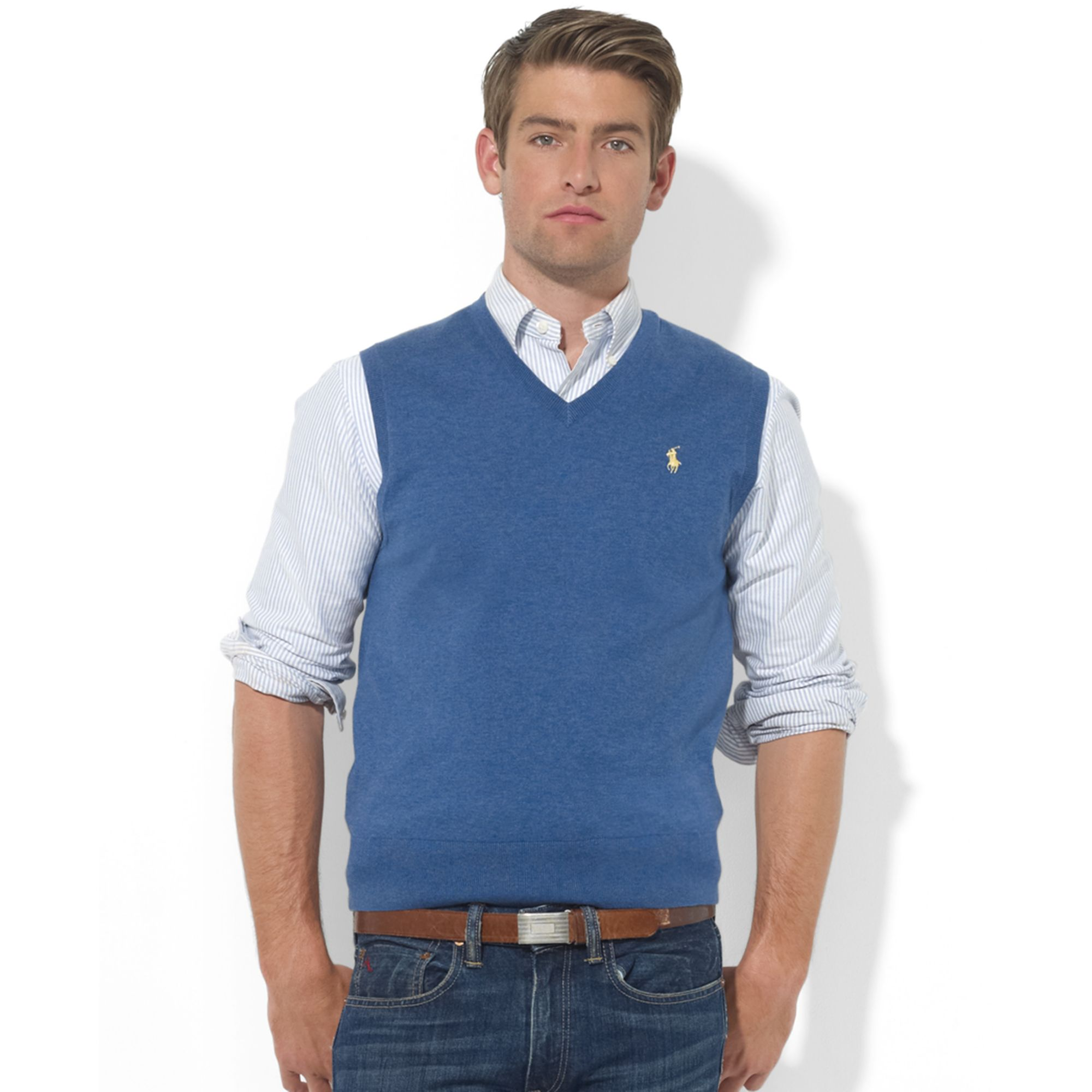 Find great deals on eBay for mens wool v neck sweater vest. Shop with confidence.