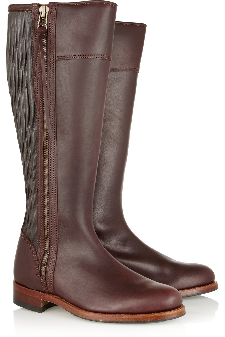 Penelope Chilvers Riding Boots In Brown Lyst