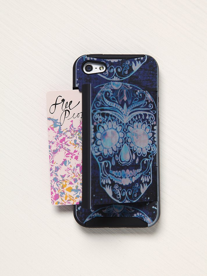 free people iphone case free pop top iphone in blue lyst 5941