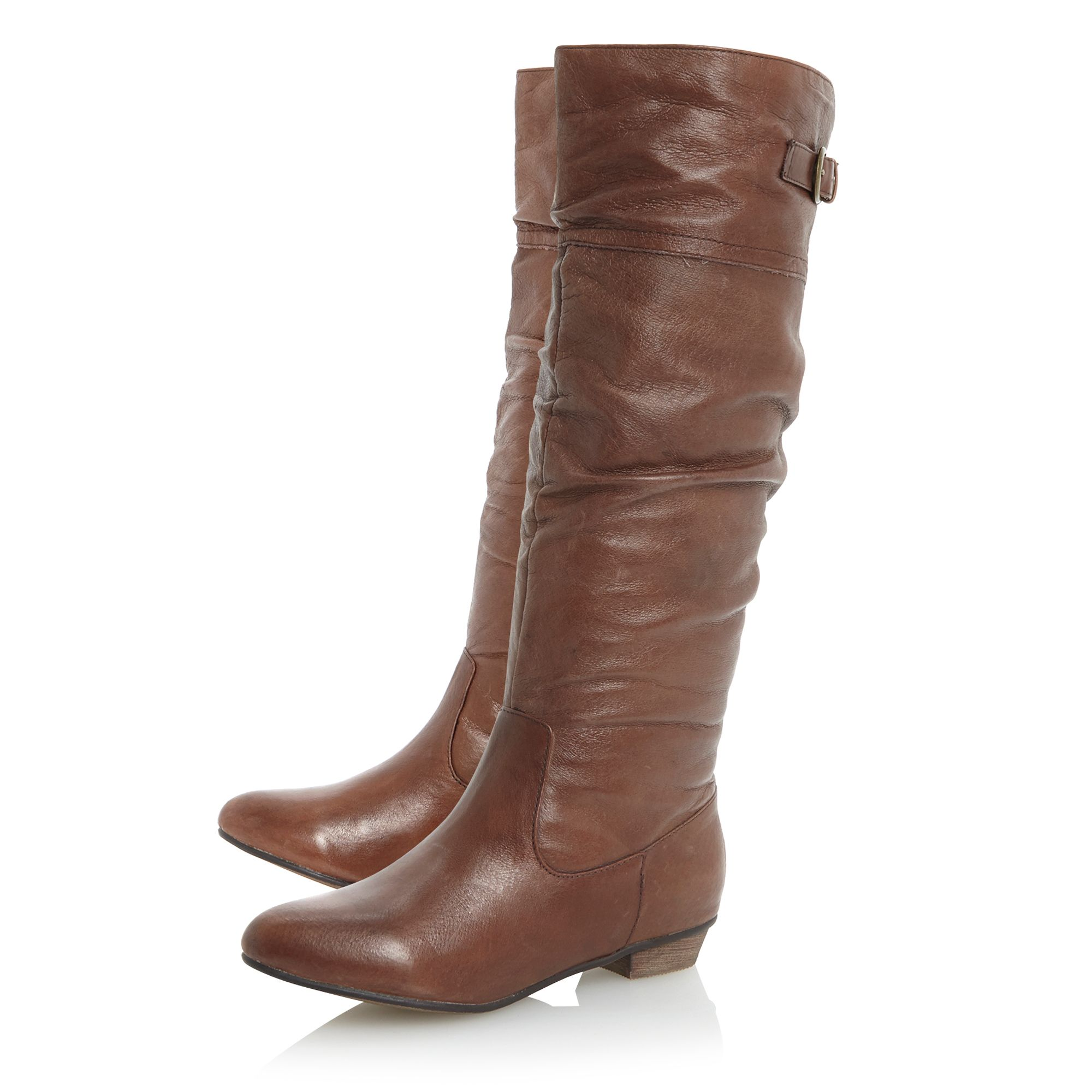 Steve Madden Craave Sm Slouch High Boots in Tan (Brown)
