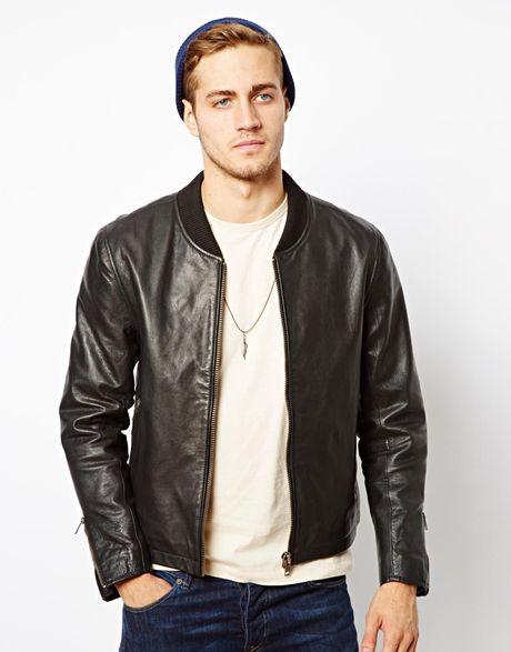 Similiar Leather Bomber Jackets For Men Keywords