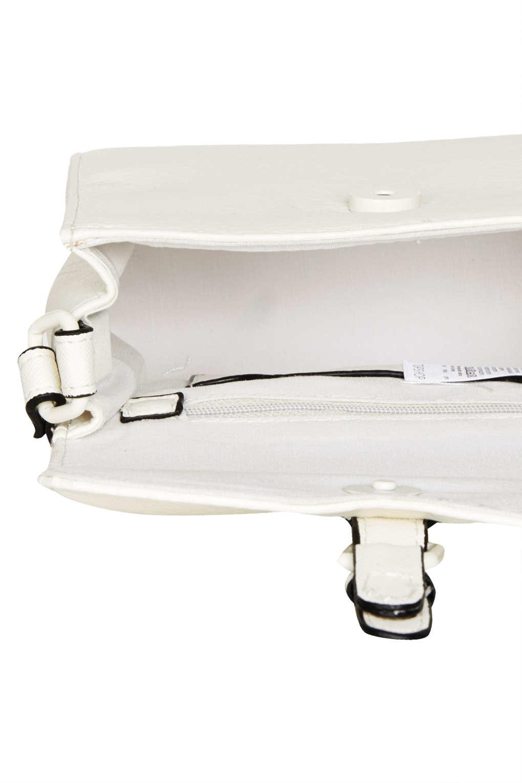 TOPSHOP Sporty Mini Crossbody Bag in White