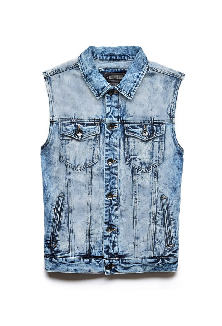 Robert Graham Designer Shirts Forever 21 Bleached De...