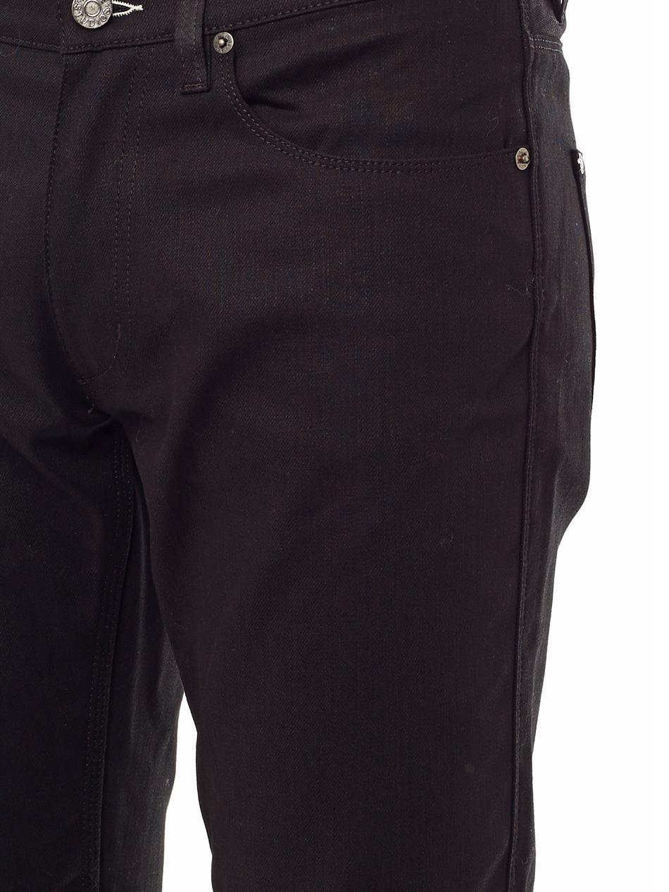 Acne Studios Denim Max Cash Slim-leg Jeans in Black for Men