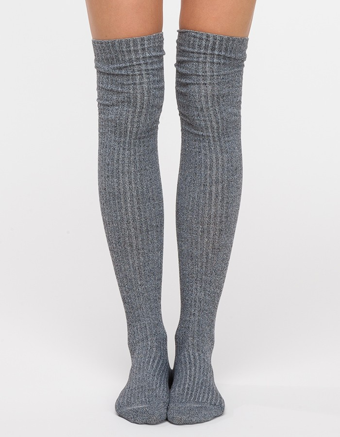 Knee High Socks & Over the Knee Socks – Tall Socks for Women Browse Free People's selection of knee high socks to keep your feet warm without sacrificing style. Made from soft cotton and wool blends, our knee high socks are the perfect finishing touch for any outfit.