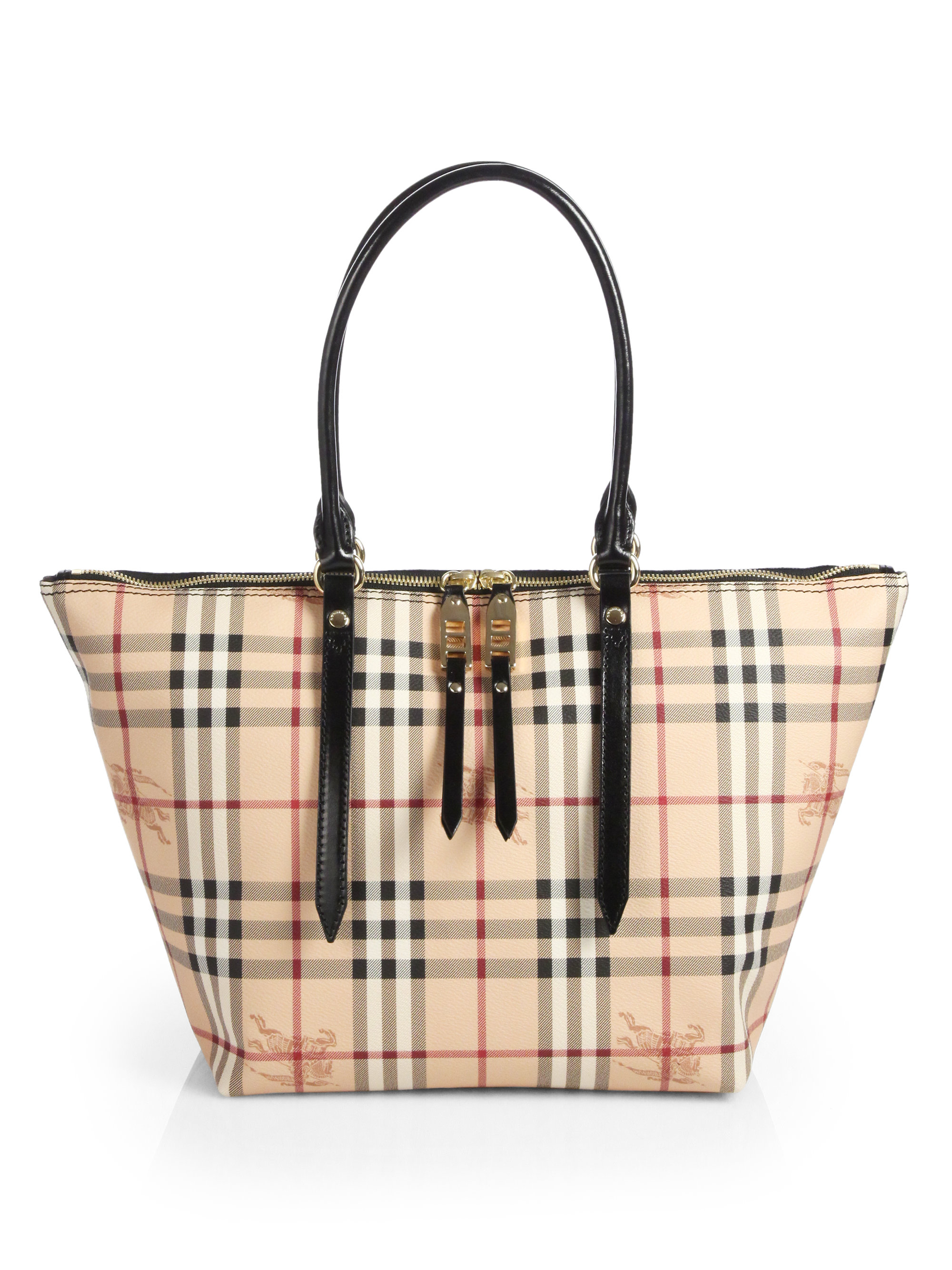 Gallery. Previously sold at  Saks Fifth Avenue · Women s Burberry Haymarket  ... 38da25bed8105
