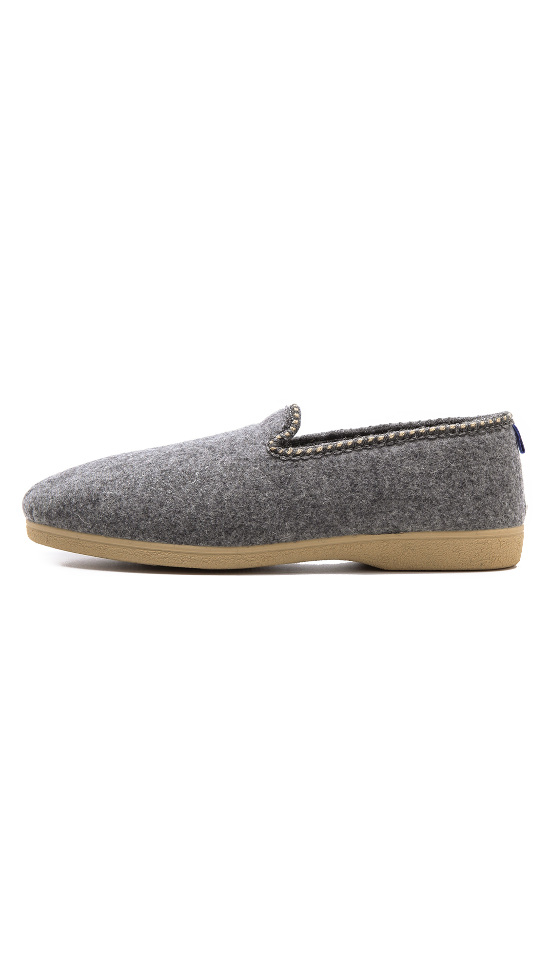 Industry of All Nations Cabrales Loafers in Heather Grey (Grey) for Men
