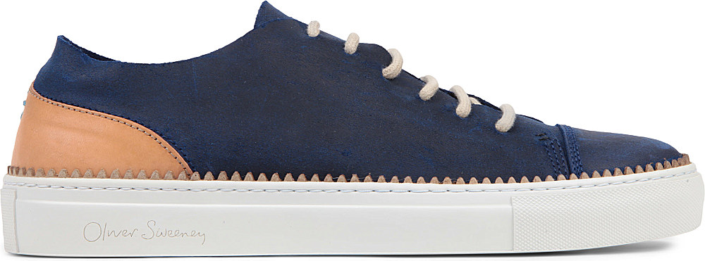 Oliver Sweeney Barrosa Trainers in Blue for Men