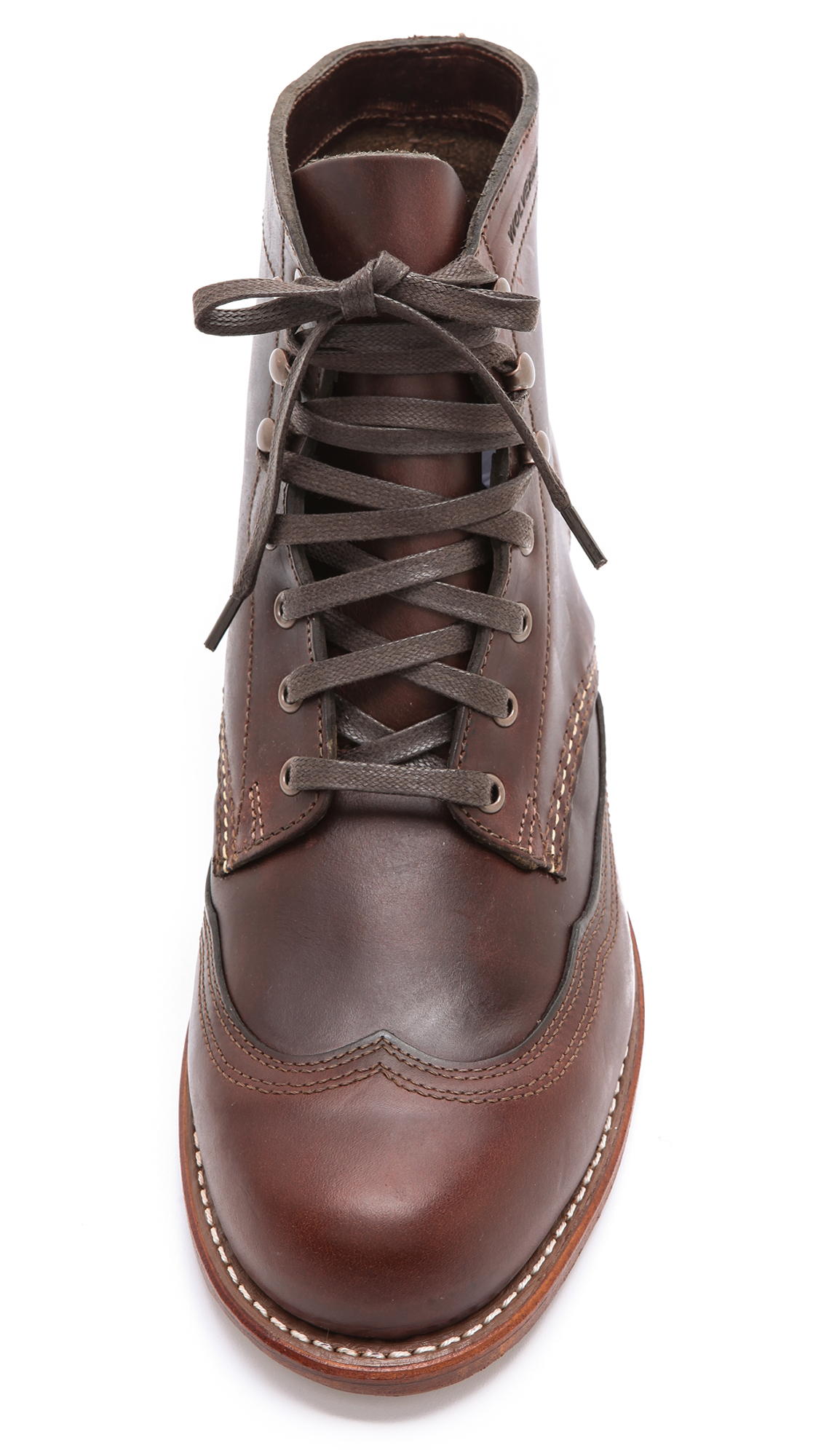 Men's Wolverine Addison 1000 Mile Wingtip Boots Review – USA Made Chromexcel Footwear forecast
