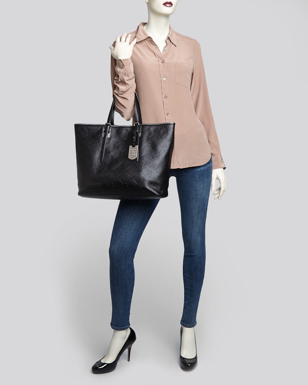 Longchamp Lm Cuir Medium Tote Bag