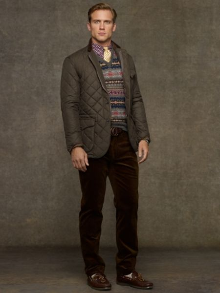 Brown Sports Jacket Sport Coat in Brown For