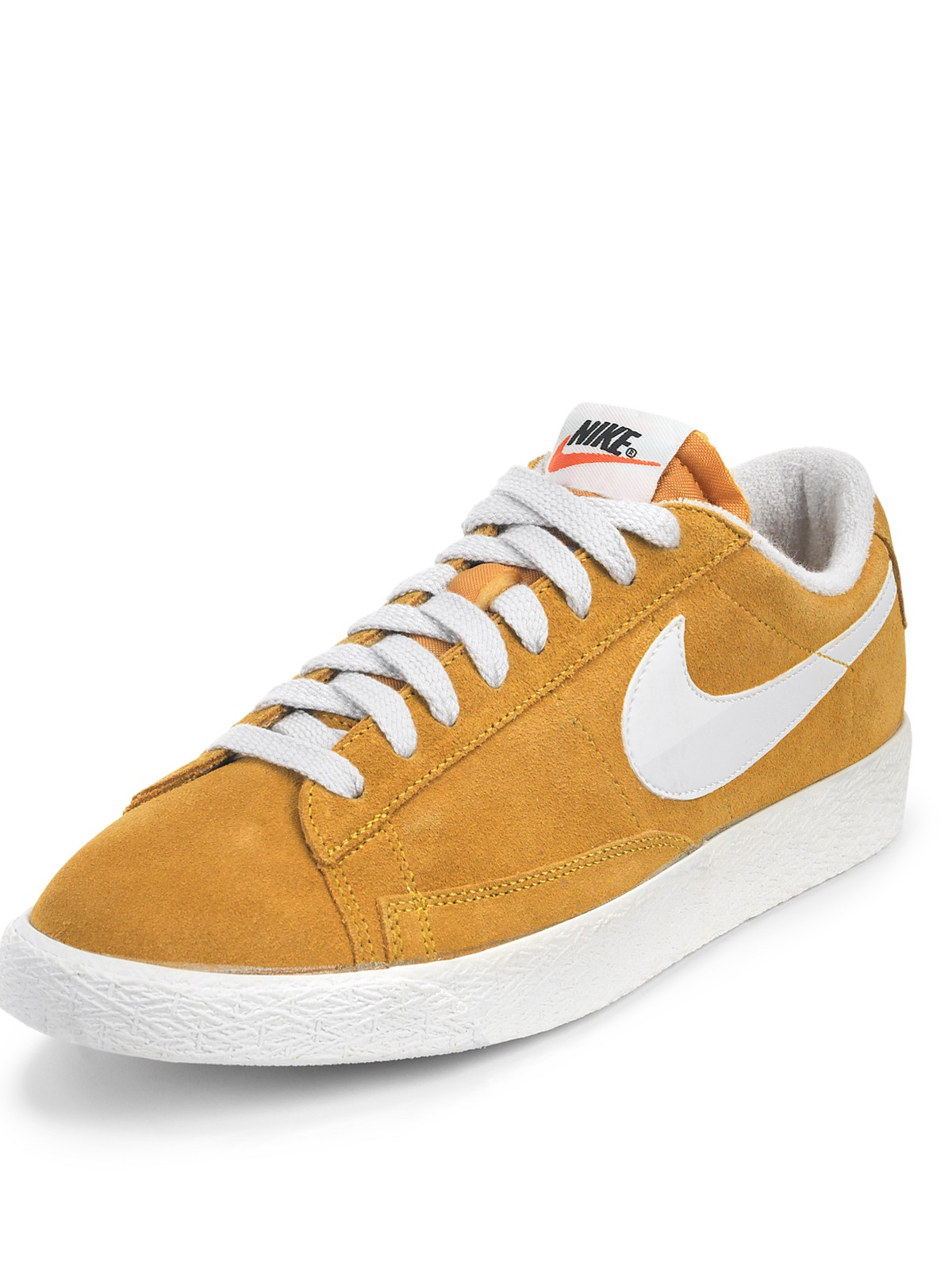 Nike Nike Blazer Low Prm Vntg Suede Mens Trainers in ...