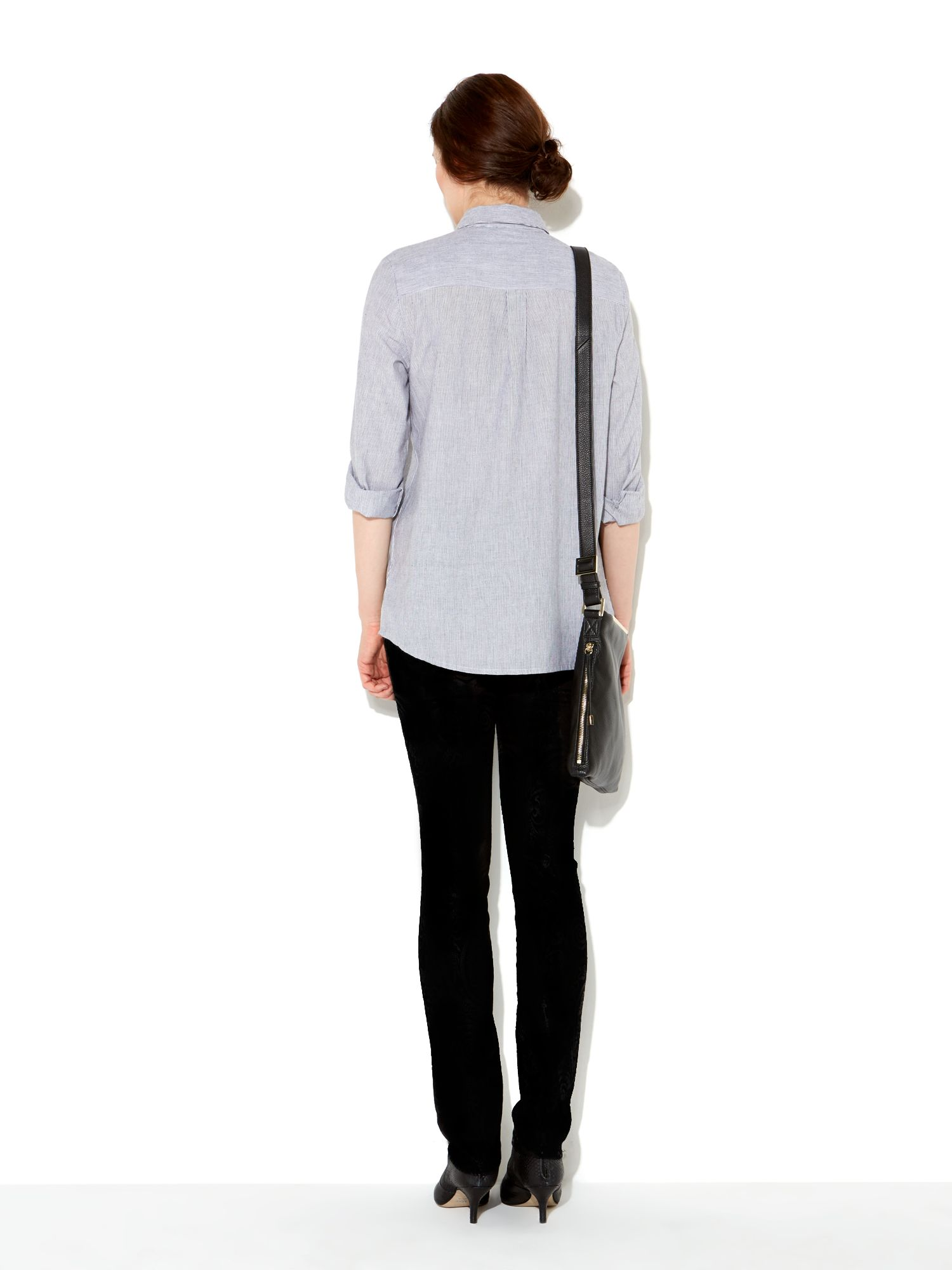 Mary Portas Baroque Skinny Jeans in Black