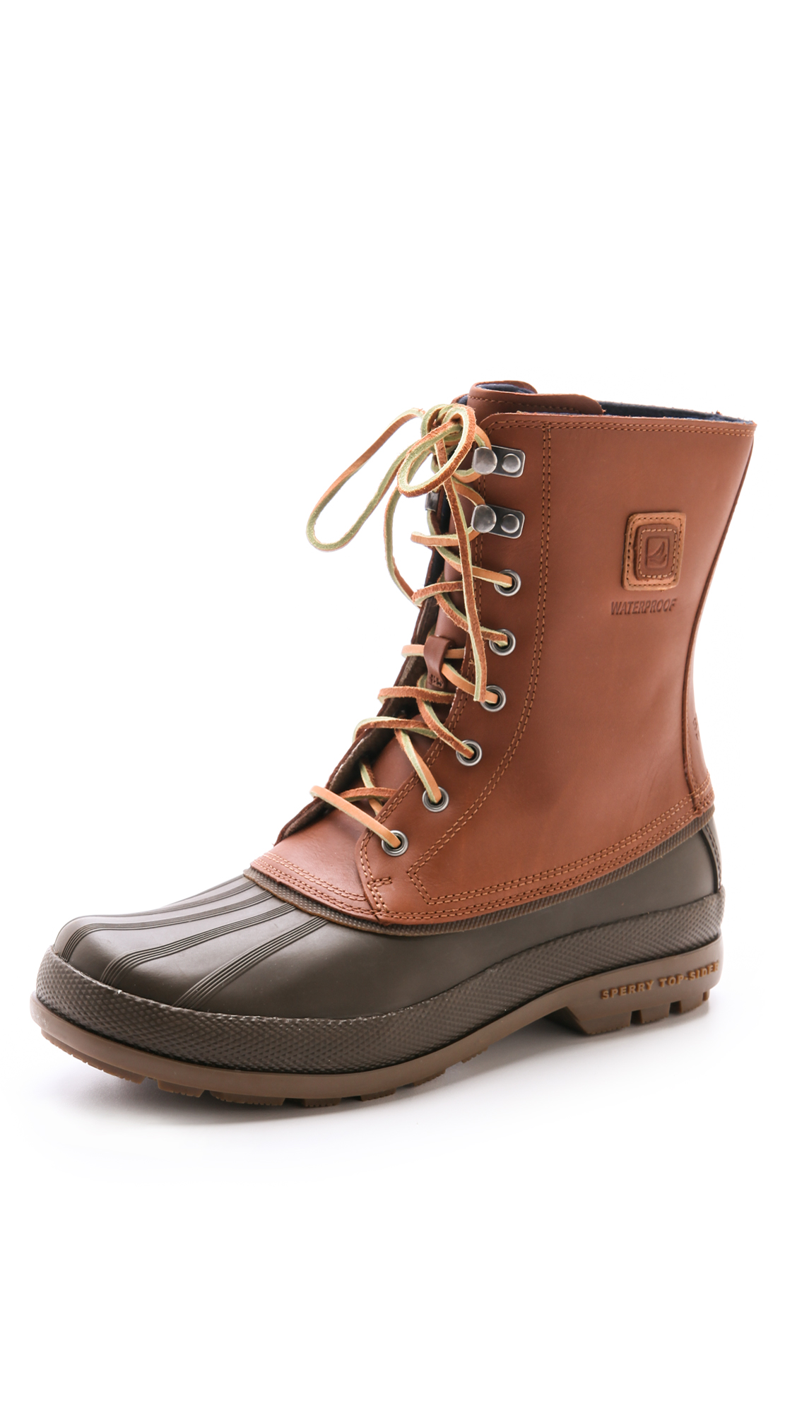 79ee2ba4029643 Lyst - Sperry Top-Sider Cold Bay Boots in Brown for Men