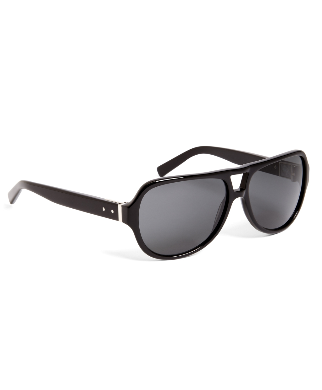 61bc8e92c310 Brooks Brothers Black Fleece Aviator in Black - Lyst