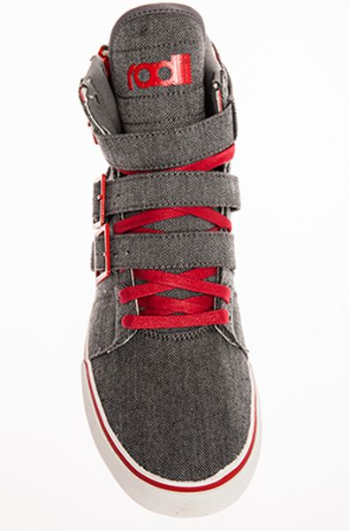 Radii Straight Jacket Vlc In Gray For Men Gray Red Lyst