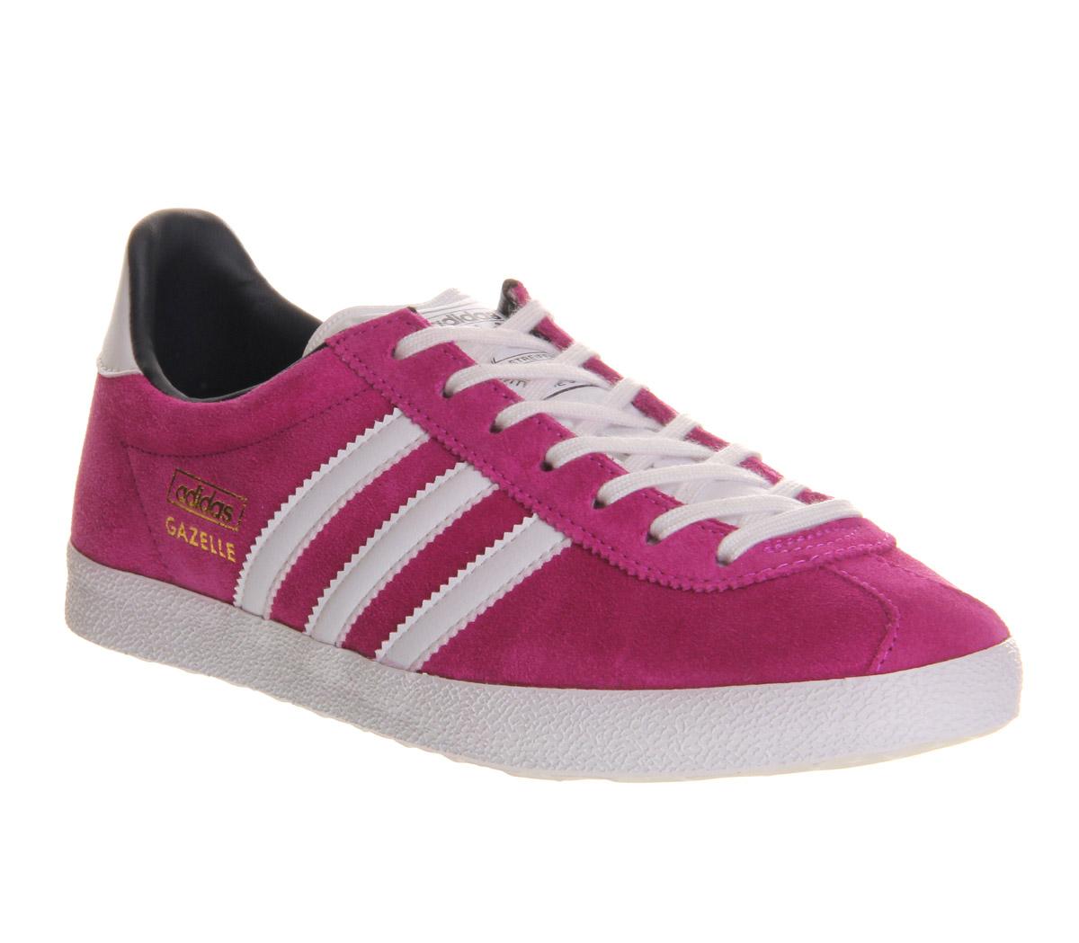 adidas Gazelle Og W in Pink - Lyst