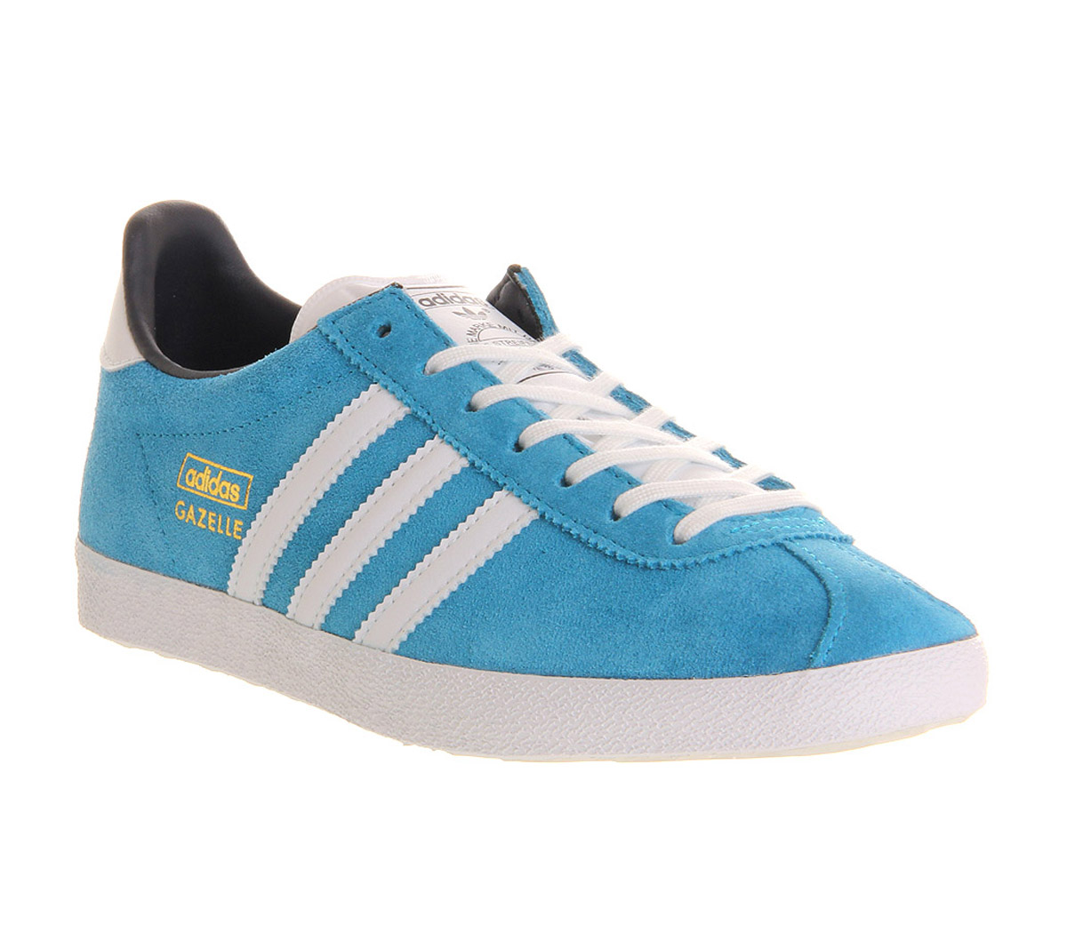 adidas Gazelle Og W in Turquoise (Blue) - Lyst