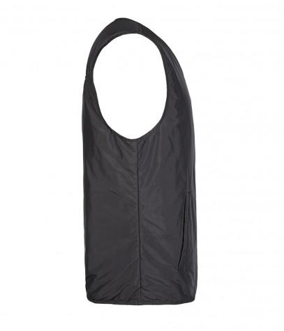 AllSaints Kasa Gilet in Black for Men