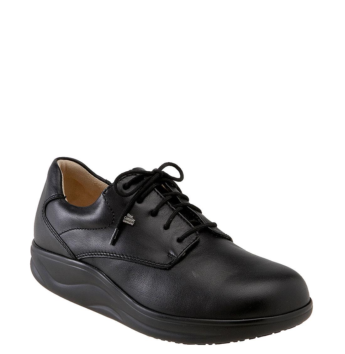 Finn Comfort Finnamic By Pretoria Walking Shoe in Black ...