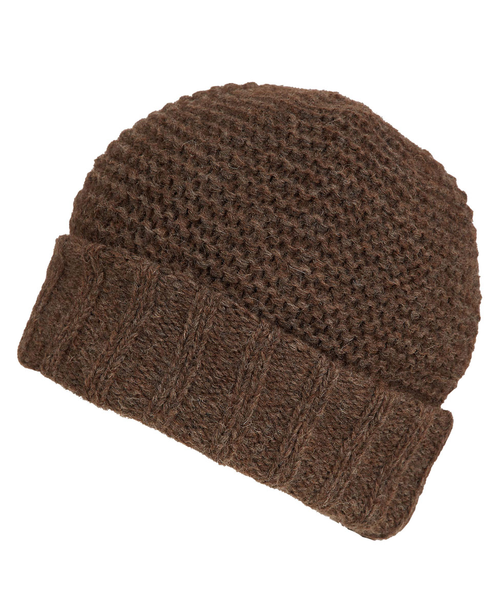 "Sizes: One size fits average teen or adult head size of 20"" to 23"" ( cm to 58 cm).Fiber Content: Brown yarn: 90% Alpaca 5% Wool 5% Viscose. Gr Brown and Green Beanie Brown Hat Brown Mens Hat Brown Womens Hat Brown Knit Hat Brown Winter Hat Knit Accessories - READY TO SHIP."