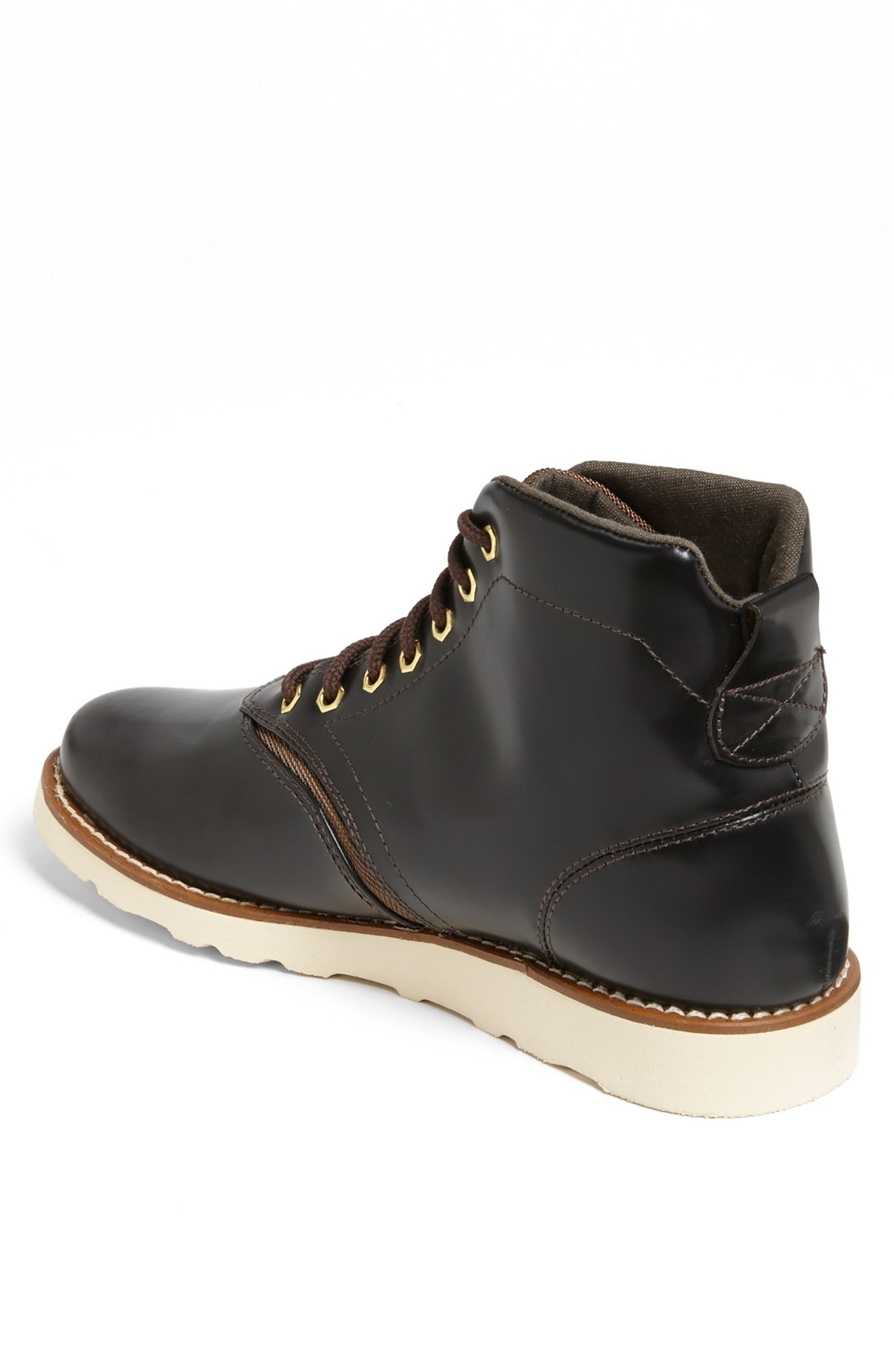 quiksilver marquez boot in brown for lyst