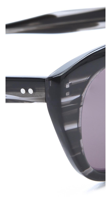 86ff78084f5 Lyst - DITA Paradis Sunglasses in Black