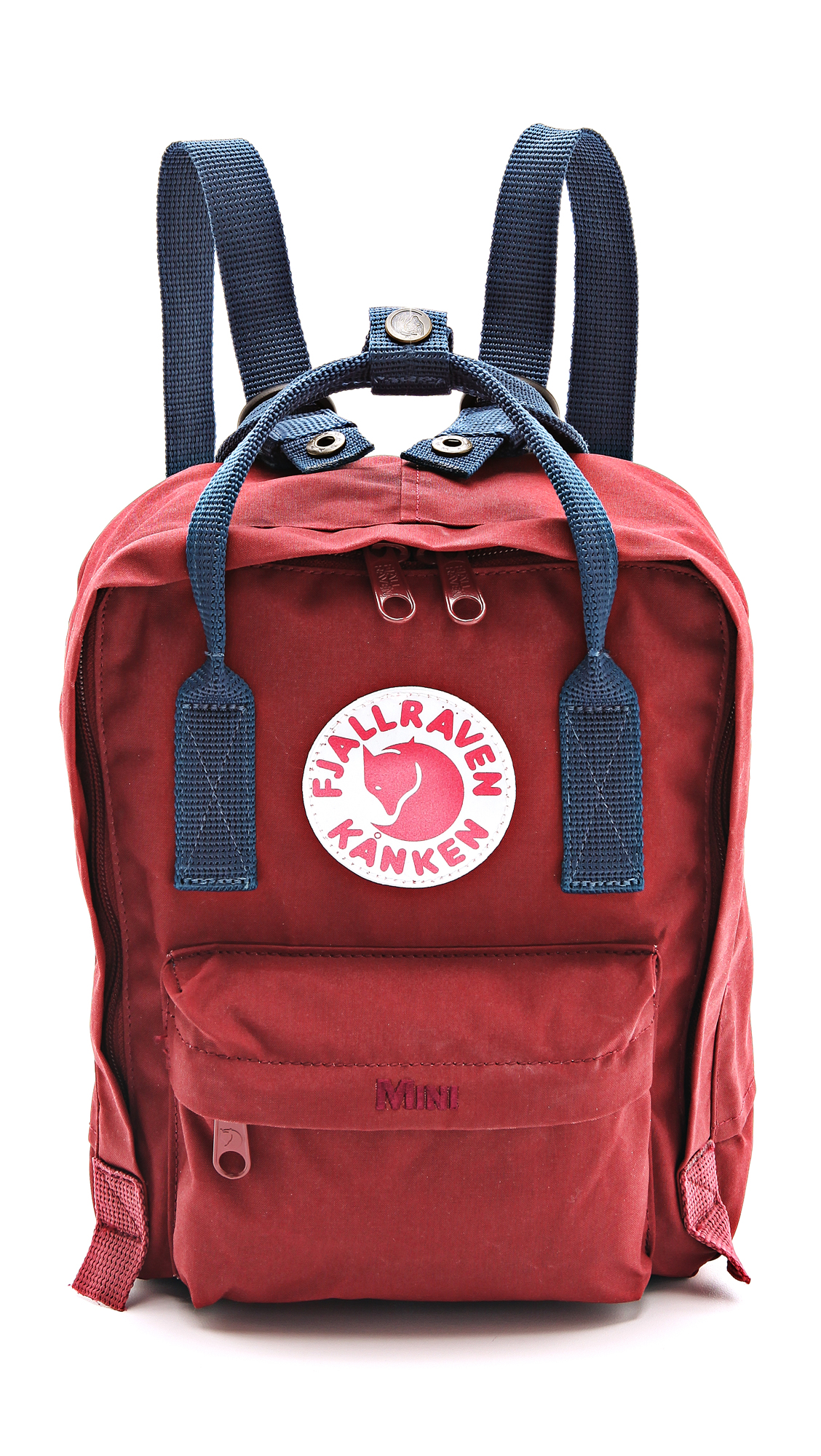 Store Interior Designer Fjallraven Kanken Mini Backpack In Red Lyst