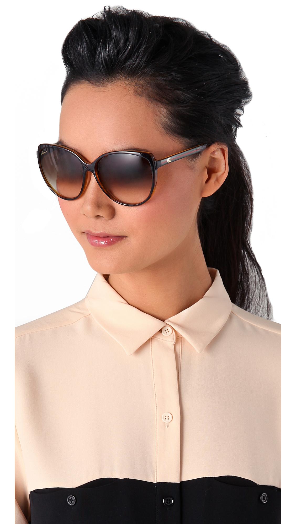 3832bc7c41 Gucci Cat Eye Sunglasses 2013 « One More Soul