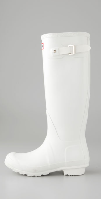 White Rain Boots - Cr Boot