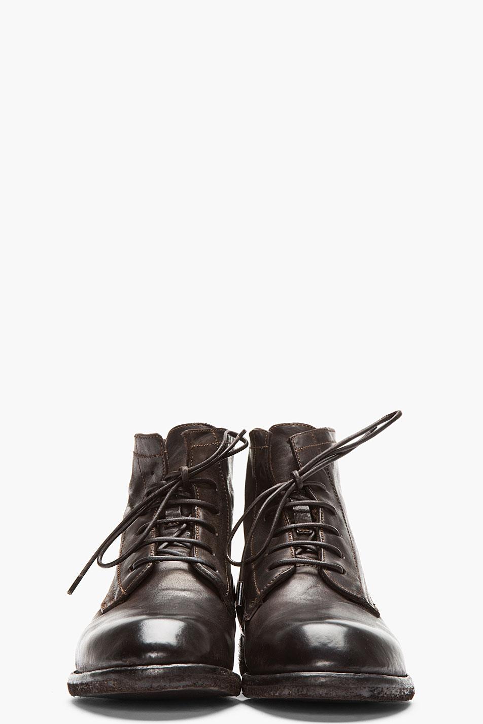Excellent Officine Creative Womenu2019s Cuban Heel Ankle Boot   Www.teexe.com