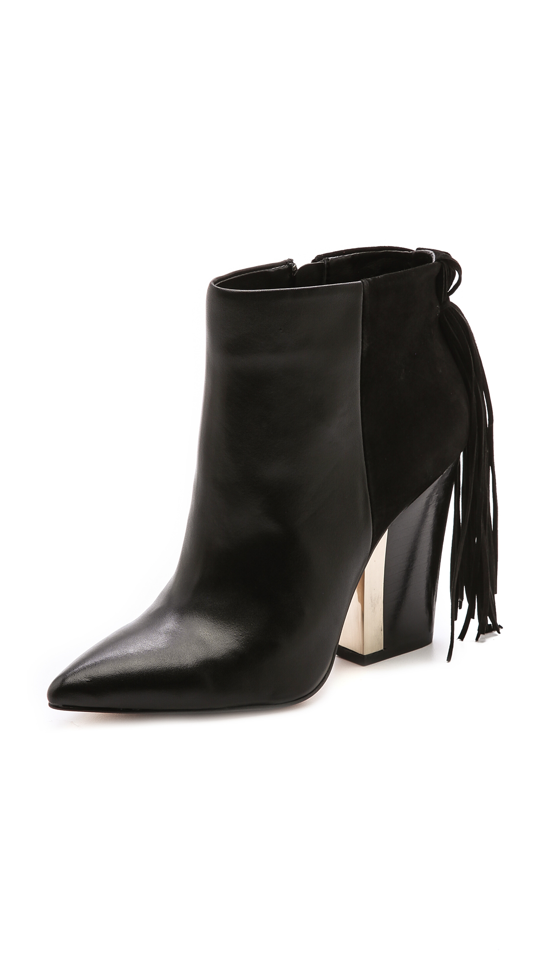 edd7b7db0 Gallery. Previously sold at  Shopbop · Women s Black Boots ...
