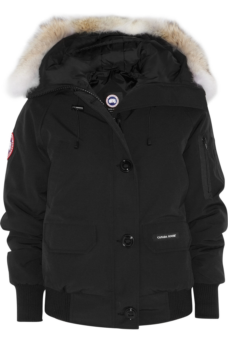 From the color blocks of the 80's to the popular puffer coats of the 90's and 's, Triple F.A.T. Goose has been lauded for producing durable and warm down jackets designed to .