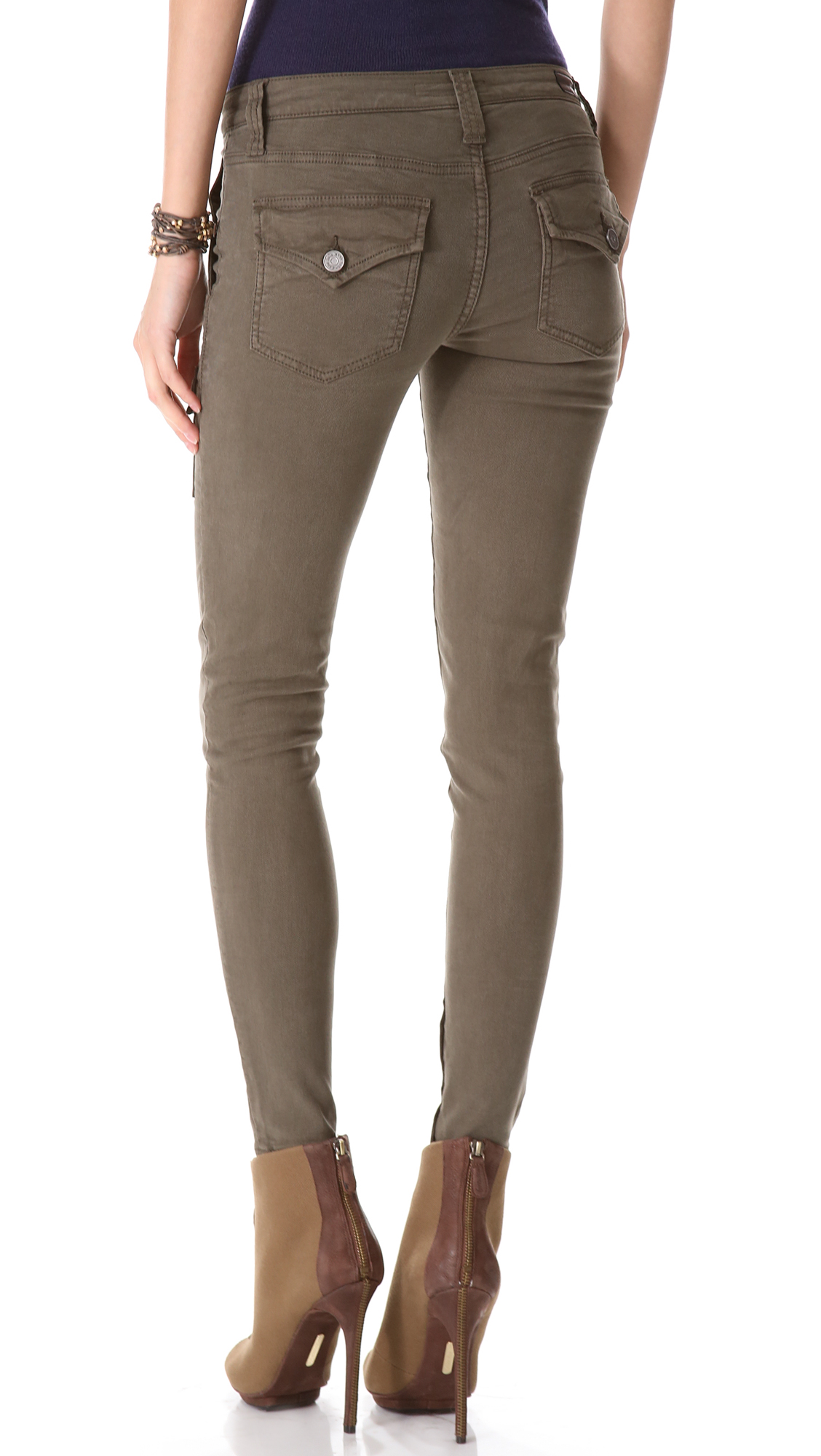 Joie So Real Skinny Jeans in Blue | Lyst