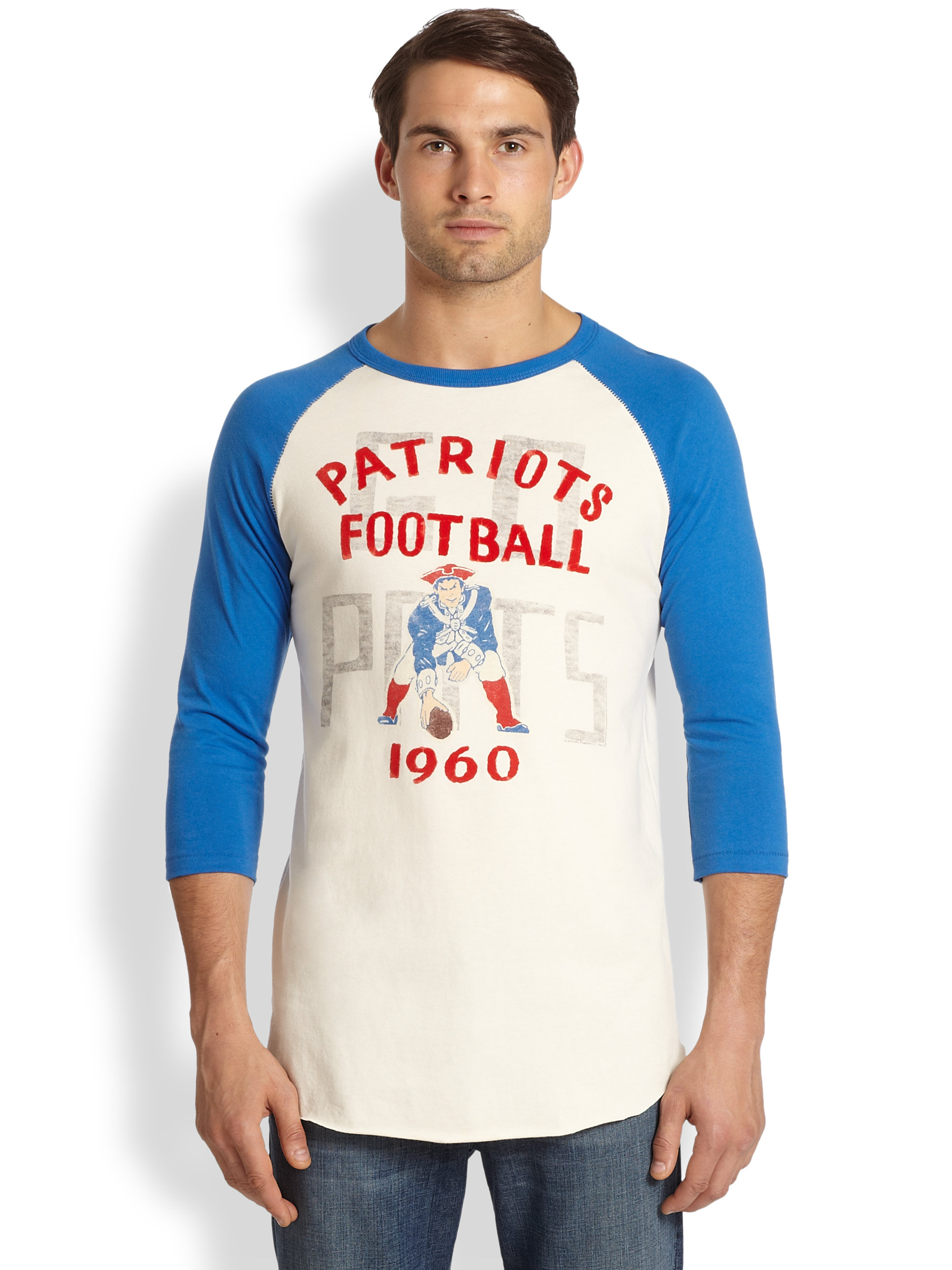 Junk Food Clothing New England Patriots