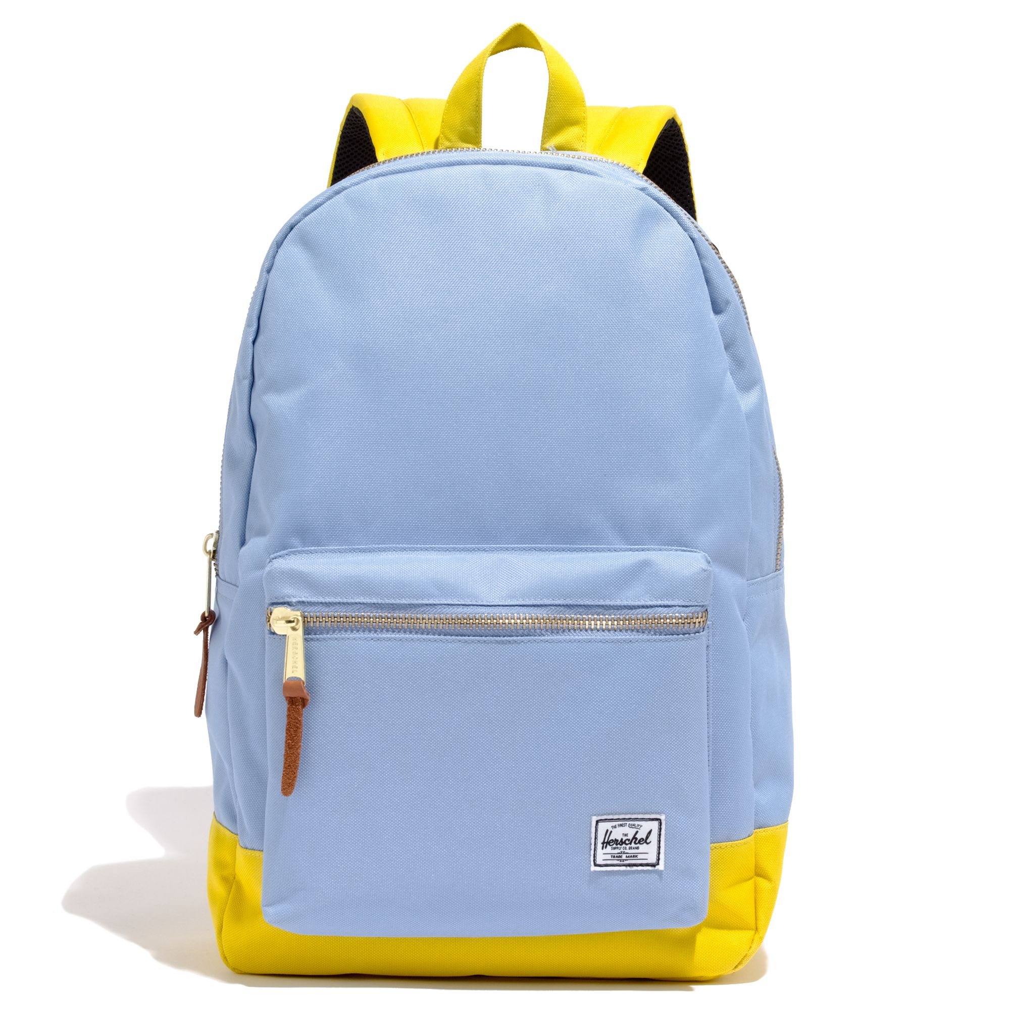 1cb3a509d3 Lyst - Madewell Herschel Supply Coreg X Colorblock Backpack in Yellow