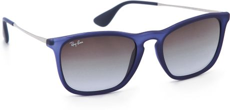 18d53c089b Ray-ban New Youngster Sunglasses in Transparent
