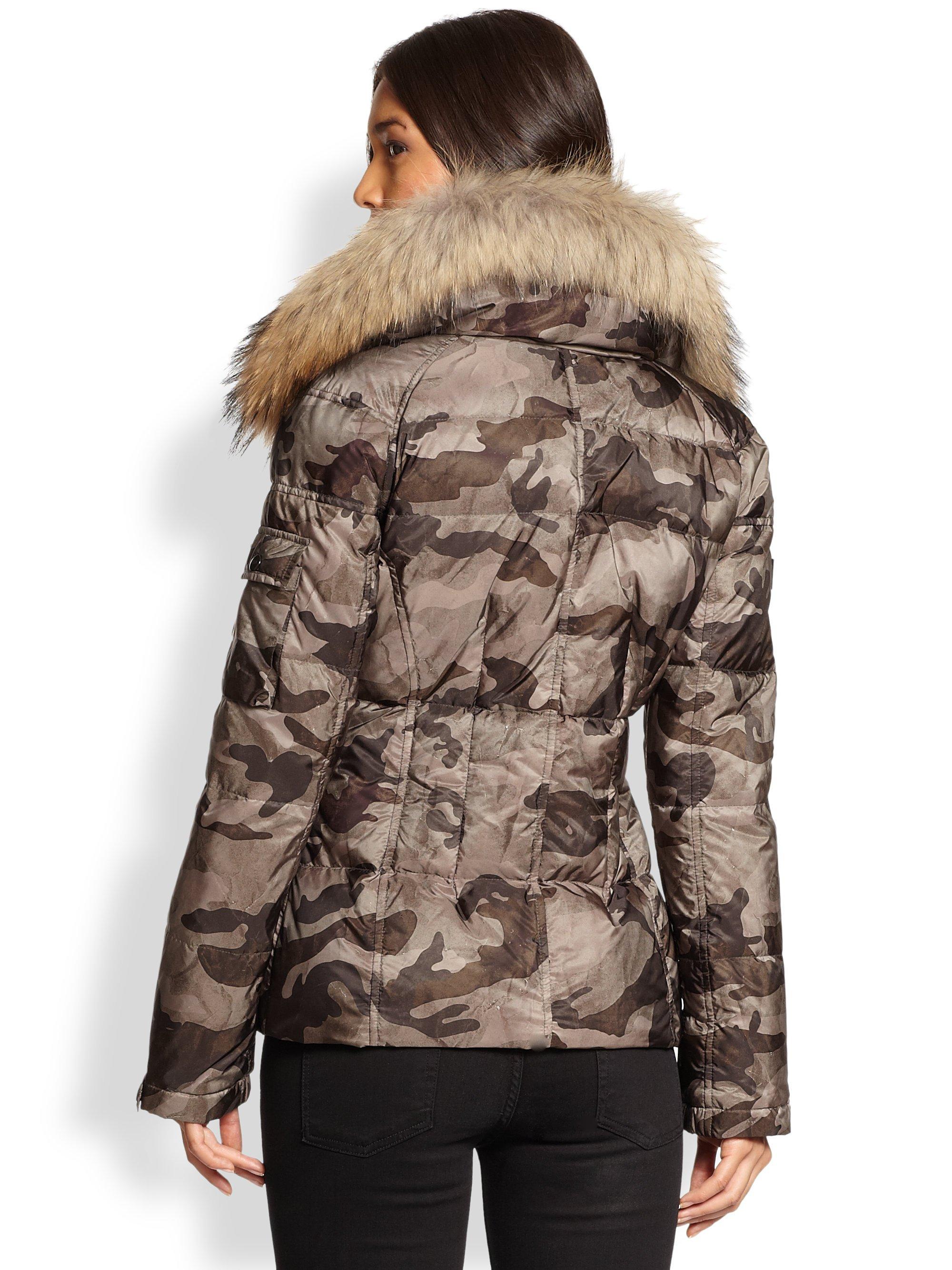 Camo Jacket Women