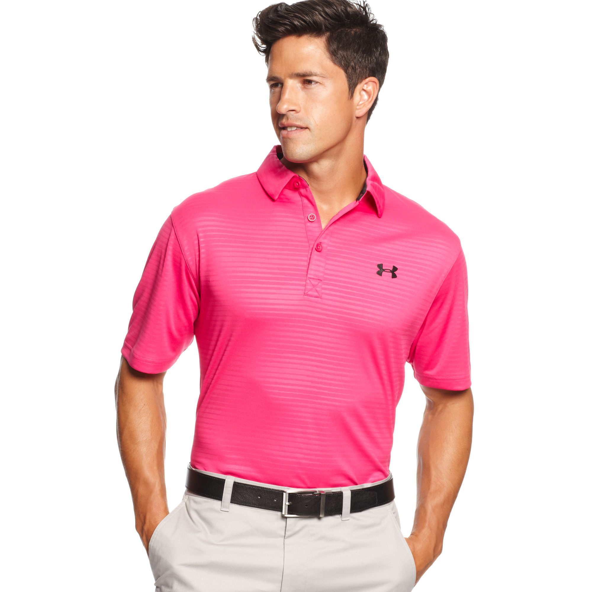 Under Armour Mens Polo Shirts Clearance
