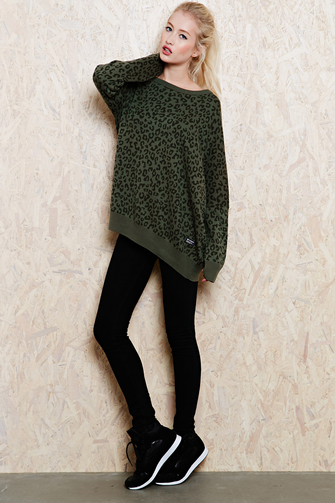 Womens Oversized Sweaters With Leggings 45