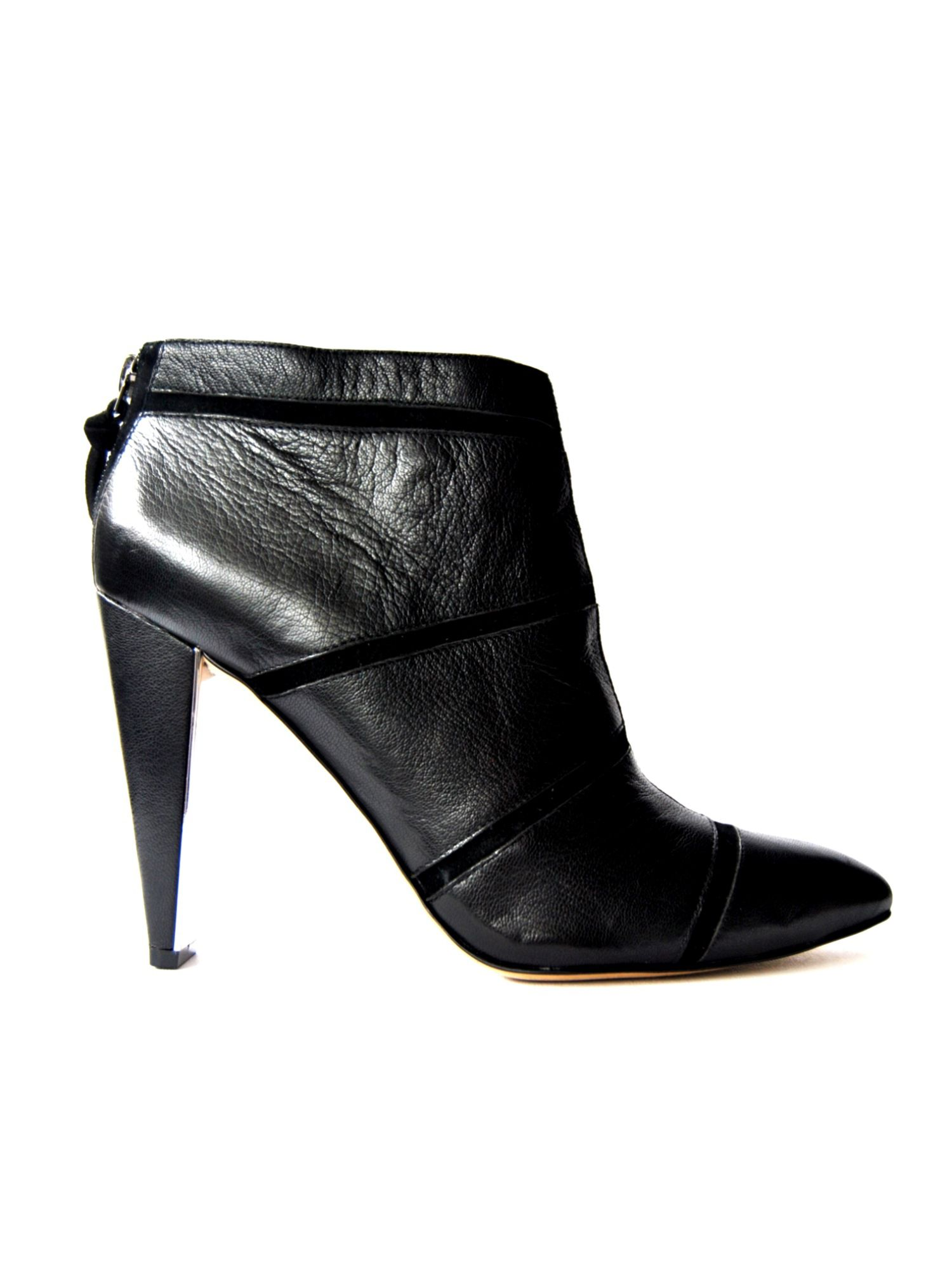 Lyst french connection maddy ankle boots in black - French intellectual property office ...