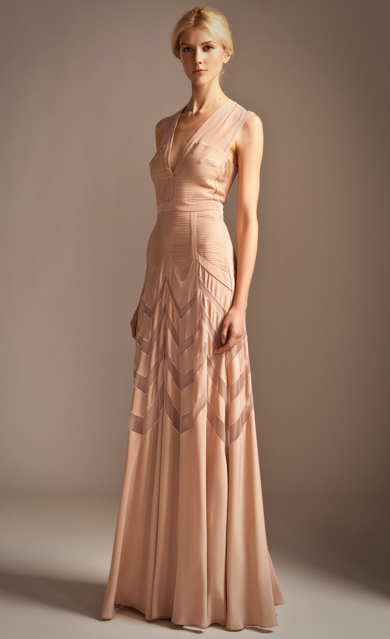 alternative wedding dress temperley romy dress in lyst 1273