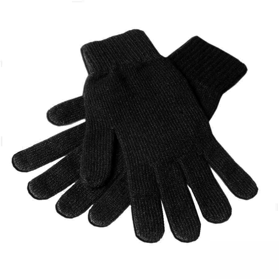 Black gloves mens - Mens Black Gloves
