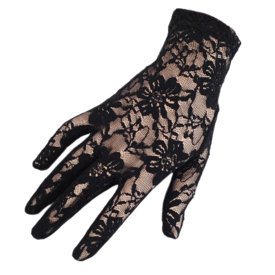 Contents: 1 x Fever Women's Fingerless Lace Gloves, One Size, Black, Sexy Floral Bow Lace Short Gloves Women Bridal Wedding Gloves Party Fancy Costumes. by Greenery. $ - $ $ 3 $ 11 82 Prime. FREE Shipping on eligible orders. Some colors are Prime eligible. out of 5 stars