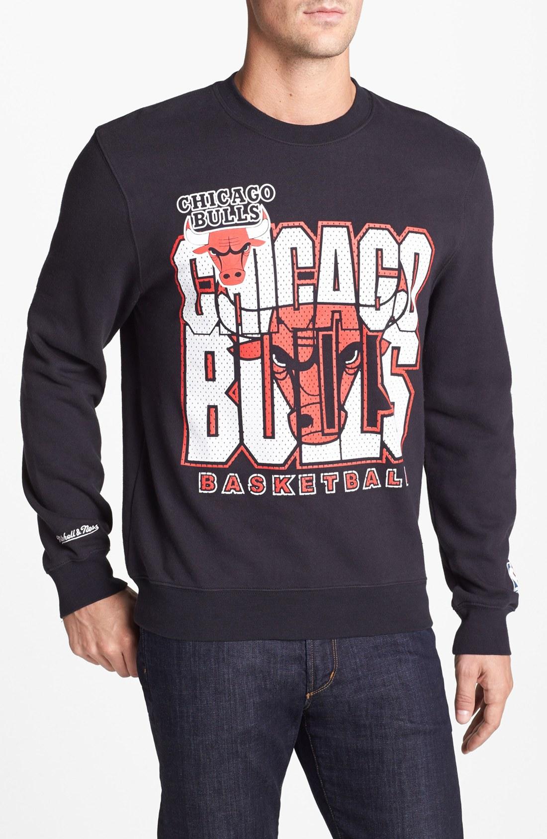 Chicago bulls hoodie for men