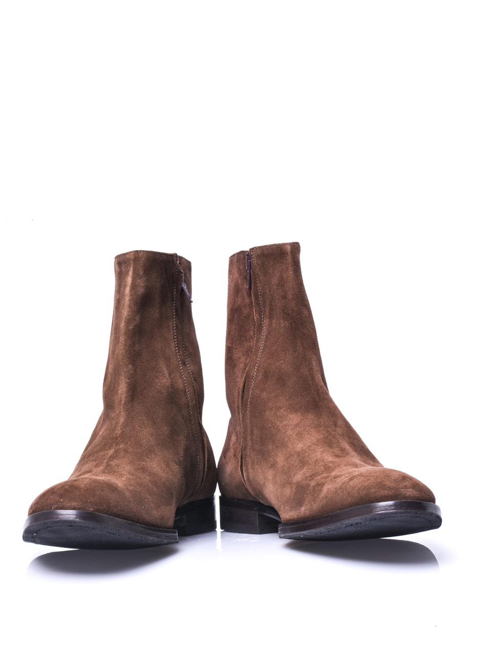 Lyst Mr Hare Suede Chelsea Boots In Brown
